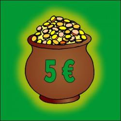 5 Euro Guthaben