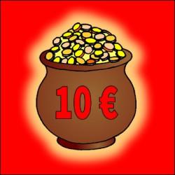 10 Euro Guthaben