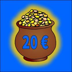 20 Euro Guthaben