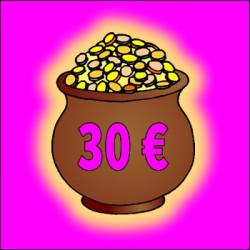 30 Euro Guthaben